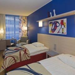 Отель Cumulus Hakaniemi 3* Стандартный семейный номер с 2 отдельными кроватями фото 2