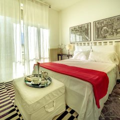 Отель La Terrazza Ареццо комната для гостей фото 4