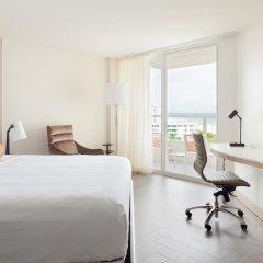 Отель Marriott Stanton South Beach 4* Стандартный номер с различными типами кроватей фото 4