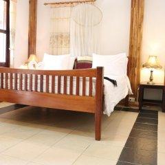 Отель Villa Oasis Luang Prabang 3* Улучшенный номер с двуспальной кроватью фото 3