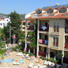 Club Amaris Apartment Турция, Мармарис - 1 отзыв об отеле, цены и фото номеров - забронировать отель Club Amaris Apartment онлайн фото 2