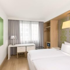 Отель Nh Berlin Potsdamer Platz 4* Стандартный номер
