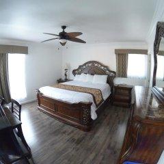 Отель Sunset Motel 2* Люкс с различными типами кроватей фото 18
