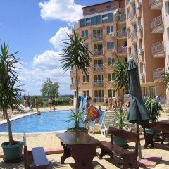 Отель VP Black Sea Болгария, Солнечный берег - отзывы, цены и фото номеров - забронировать отель VP Black Sea онлайн бассейн фото 3