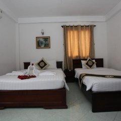 N.Y Kim Phuong Hotel 2* Улучшенный номер с различными типами кроватей фото 3