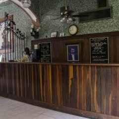 Hotel Reforma гостиничный бар