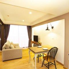 Отель Rocco Huahin Condominium Апартаменты с различными типами кроватей фото 20