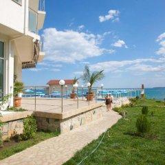 Nushev Hotel пляж