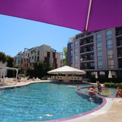 Отель Menada Rainbow Apartments Болгария, Солнечный берег - отзывы, цены и фото номеров - забронировать отель Menada Rainbow Apartments онлайн детские мероприятия