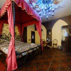 Гостиничный комплекс Жар-Птица Стандартный номер с различными типами кроватей фото 32