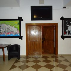Party Hostel интерьер отеля