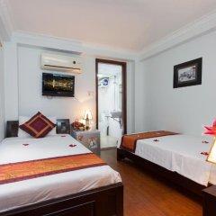 Hanoi Rendezvous Boutique Hotel 3* Улучшенный номер с различными типами кроватей