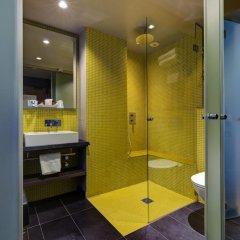 Отель Hôtel Elixir 3* Улучшенный номер с различными типами кроватей фото 8