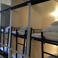 Chillulu Coffee & Hostel комната для гостей фото 2