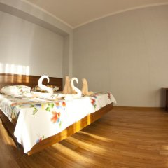 Гостиница Селини Стандартный номер двуспальная кровать фото 13