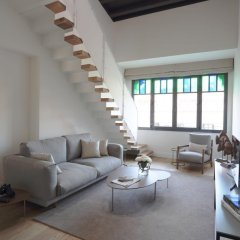 Отель Apartaments Plaça del Vi Апартаменты с различными типами кроватей фото 3