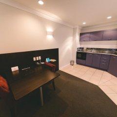 Amora Hotel Auckland 4* Студия Делюкс с различными типами кроватей фото 5