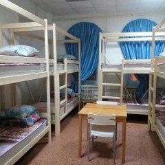 Хостел Апельсин Кровать в общем номере с двухъярусной кроватью фото 2