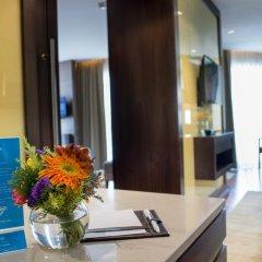 Отель A-One Pattaya Beach Resort 4* Номер Делюкс с различными типами кроватей фото 7