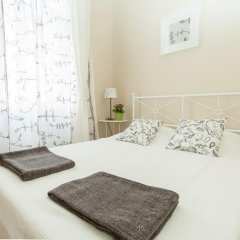 Апартаменты Mentha Apartments Будапешт комната для гостей фото 5