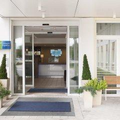 Отель Holiday Inn Express Munich Airport 3* Стандартный номер с различными типами кроватей фото 3