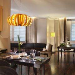 Отель Ascott Raffles Place Singapore 5* Люкс с различными типами кроватей фото 3