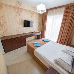 Гостиница Atrium Lux 3* Номер Делюкс с двуспальной кроватью фото 8