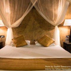 Отель Saraii Village 3* Улучшенное шале с различными типами кроватей фото 2