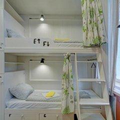 Good Mood Hostel Кровать в общем номере с двухъярусными кроватями фото 2