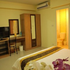 Отель Salin Home Улучшенный номер