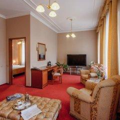 Бизнес-отель Купеческий 4* Улучшенная студия разные типы кроватей фото 4