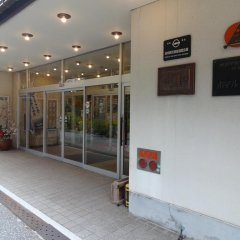 Hotel Kurobe вид на фасад фото 2