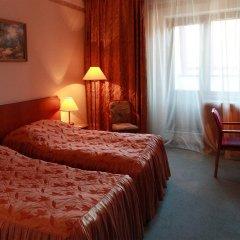 Президент Отель 4* Улучшенный номер с различными типами кроватей фото 3