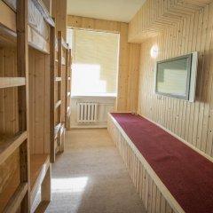 Гостиница Шымбулак 3* Кровать в общем номере двухъярусные кровати фото 4