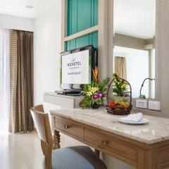 Отель Novotel Phuket Resort 4* Номер Делюкс с 2 отдельными кроватями фото 10