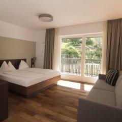 Hotel Unterstein Чермес комната для гостей