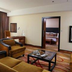 Millennium Airport Hotel Dubai 4* Люкс повышенной комфортности с разными типами кроватей фото 4