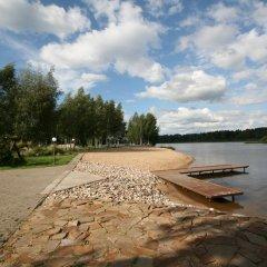 Гостиница Bolshaya Volga пляж фото 2