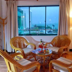 Green Hotel Nha Trang 3* Улучшенный номер фото 22