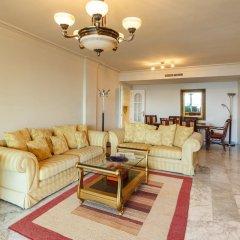 Отель Coral Beach Aparthotel 4* Апартаменты с различными типами кроватей фото 12