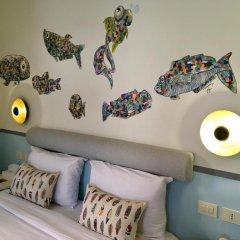 Отель Turtle's Inn 3* Стандартный номер с различными типами кроватей фото 2