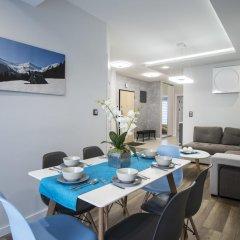 Отель Apartamenty Comfort & Spa Stara Polana Улучшенные апартаменты фото 2
