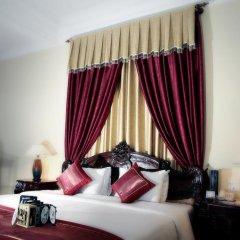 Hotel Saigon Morin 4* Представительский люкс с различными типами кроватей фото 3