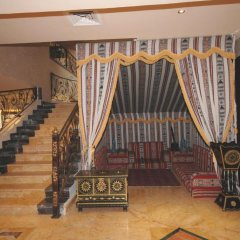 Al Bustan Hotel Flats Шарджа интерьер отеля фото 3