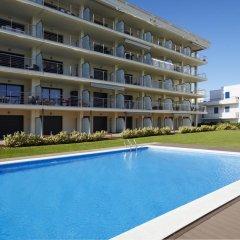 Отель Apartaments Terraza - Salatà Mar Испания, Курорт Росес - отзывы, цены и фото номеров - забронировать отель Apartaments Terraza - Salatà Mar онлайн бассейн