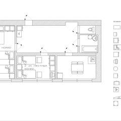 Гостиница Связист 2* Стандартный номер с различными типами кроватей (общая ванная комната) фото 4
