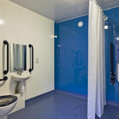 Отель YHA London St Pancras ванная фото 2
