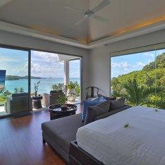 Отель Cape Panwa Villa комната для гостей фото 2