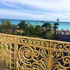 Hotel Ambassador пляж
