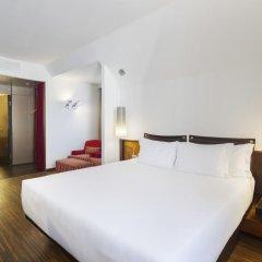 Отель NH Milano Touring 4* Улучшенный номер разные типы кроватей фото 28
